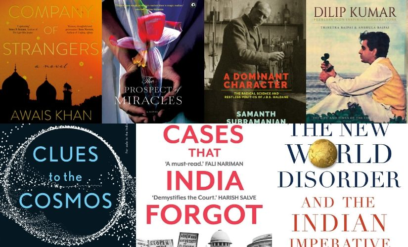 Books of the week From Cyrus Mistrys The Prospect of Miracles to Clues to the Cosmos our picks