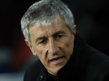 LaLiga Barcelona manager Quique Setien admits there are quite a lot of things to correct post defeat at Valencia