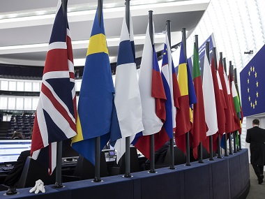 EU Parliament shouldnt question law adopted through democratic means say Indian govt sources as bloc readies to debate antiCAA resolutions on 29 Jan
