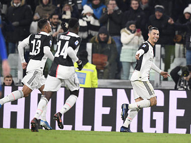 Serie A Cristiano Ronaldos brace against Parma helps Juventus go four points clear at top Inter Milan held by Lecce