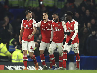 Premier League Arsenal fight back to salvage draw against Chelsea Manchester City edge past Sheffield United
