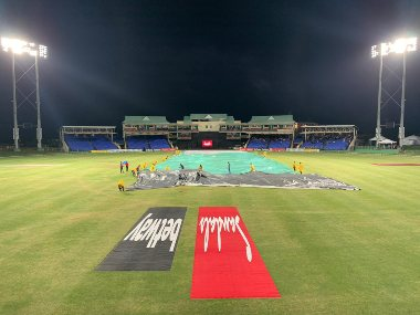 The final West Indies-Ireland match will also be played at Basseterre on Sunday. @windiescricket