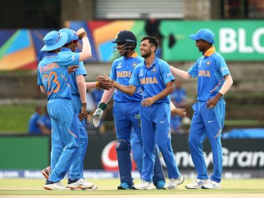 Atharva Ankolekar showed big heart while leg-spinner Ravi Bishnoi was all guile in India's 44-run win against New Zealand. ICC