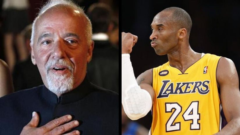 Paulo Coelho deletes draft of childrens book cowritten with Kobe Bryant following the NBA stars death