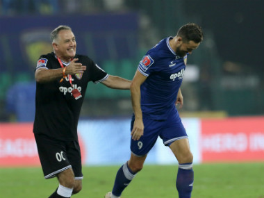 ISL 201920 Hosts Chennaiyin FC look to move up the points table with victory over NorthEast United FC