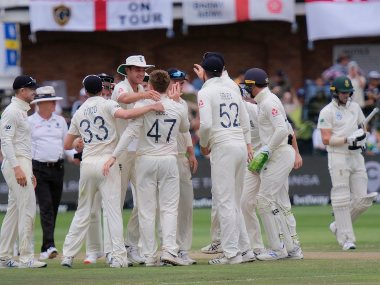 Dominic Bess' five-wicket haul on Day 3 of 3rd Test put England in control against South Africa. AP