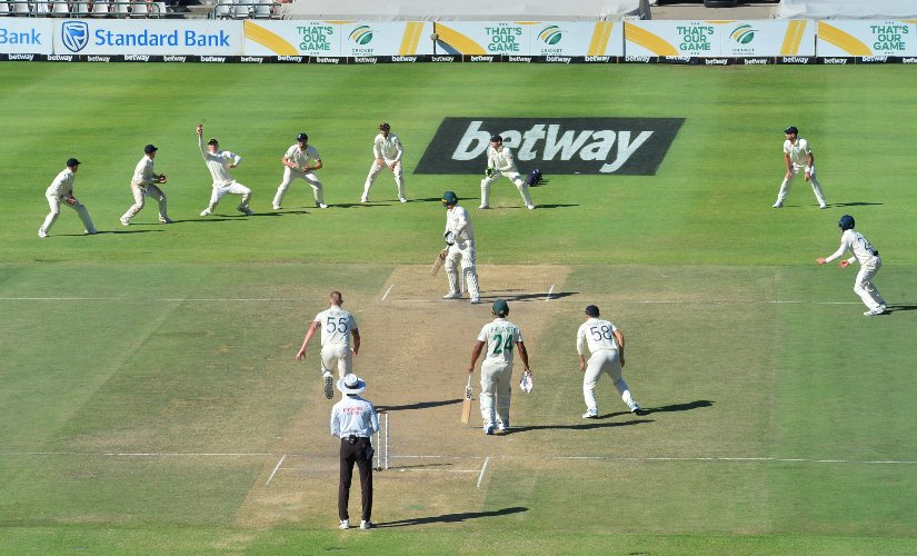 England beat South Africa at Newlands on Day 5 to level the Test series 1-1. Getty Images