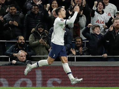 FA Cup Giovani Lo Celso Erik Lamela score as Tottenham beat Middlesbrough in replay Newcastle ease past Rochdale