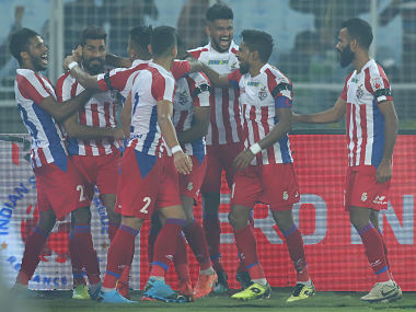 ISL 201920 ATK become tabletoppers with Balwant Singhs lastgasp goal against NorthEast United FC