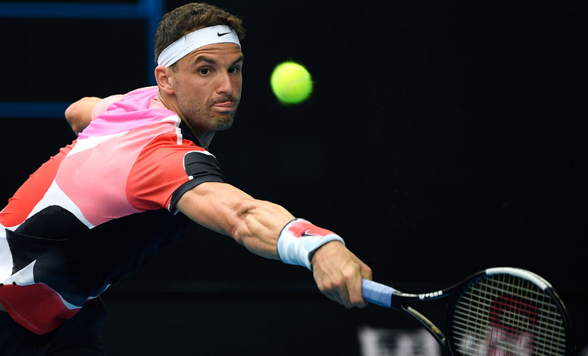 Australian Open 2020 Unheralded Tommy Paul rises to the occasion as Grigor Dimitrovs inconsistency returns to haunt him