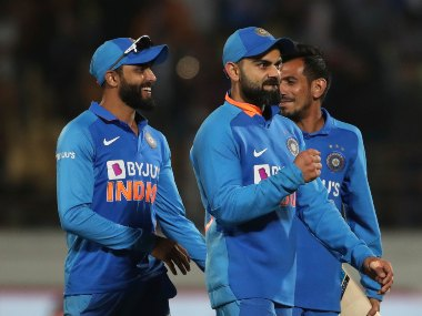 India made a comeback into the series with a 36-run win in the 2nd ODI. AP