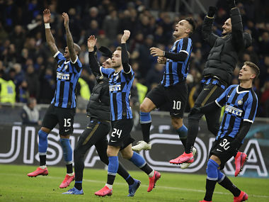 Coppa Italia Nicolo Barellas stunning volley sends Inter Milan to semifinal with narrow victory over Fiorentina