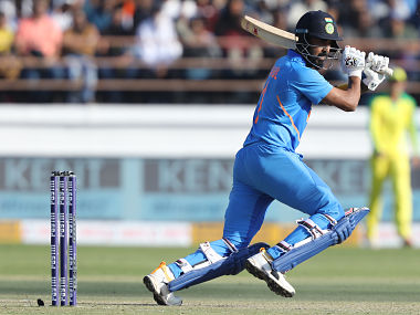 KL Rahul insisted that he has got better at reading the game having played in different positions. Sportzpics