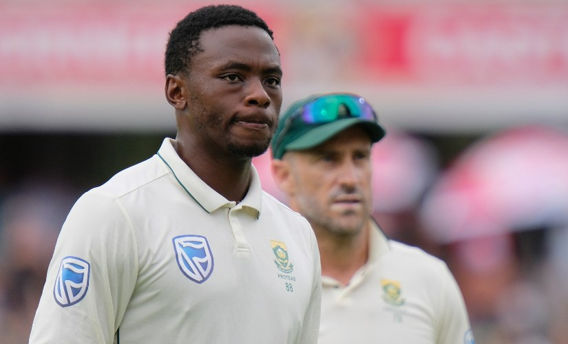 Kagiso Rabada's one match ban evoked mixed reactions from the cricket fraternity. AP