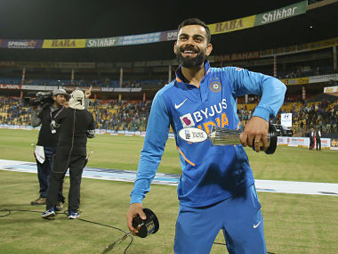 Virat Kohli is happy that KL Rahul has worked on his game and is now a match-winner. Sportzpics