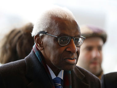 French judges postpone trial of exIAAF president Lamine Diack in Russian athletes doping corruption case