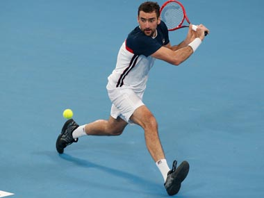ATP Cup 2020 Former US Open champion Marin Cilic powers Croatia to victory over Poland Japan ease past Georgia