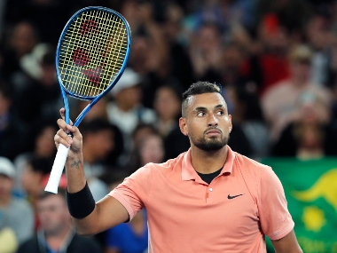 Australian Open 2020 Nick Kyrgios says hes playing for a lot more than myself after winning firstround match