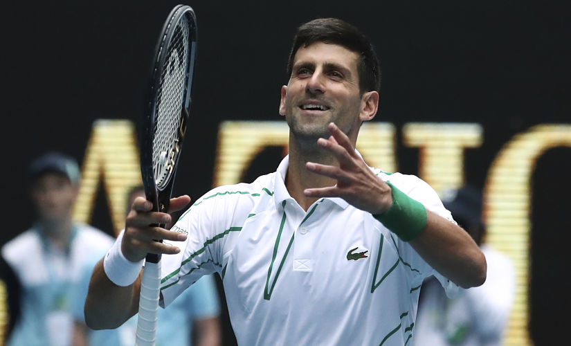 Australian Open 2020 Novak Djokovic now sees a life beyond the tennis court and winning trophies