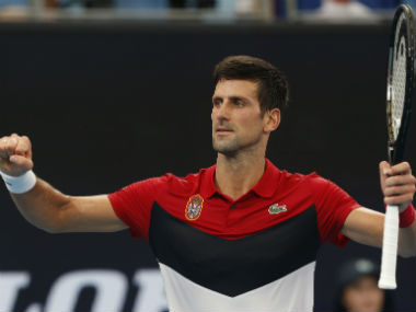 ATP Cup 2020 Novak Djokovic trumps Denis Shapovalov to lead Serbia in semifinals