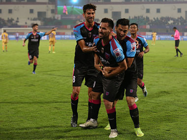 ISL 201920 Inform Odisha FC aim to heap more misery against bottomplaced Hyderabad FC