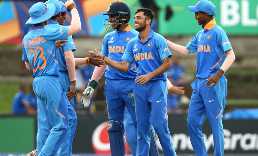 With 10 wickets so far, India's Ravi Bishnoi will be a player to watch out for in the quarter-finals. Photo credit: ICC