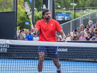 Australian Open 2020 Indian challenge ends with Rohan BopannaNadiia Kichenok pairs meek exit in mixed doubles