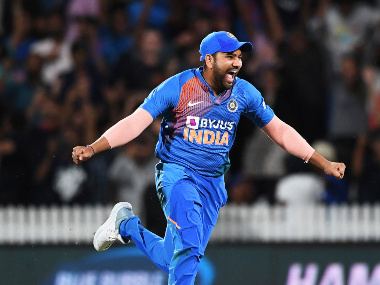 File image of Rohit Sharma. AP