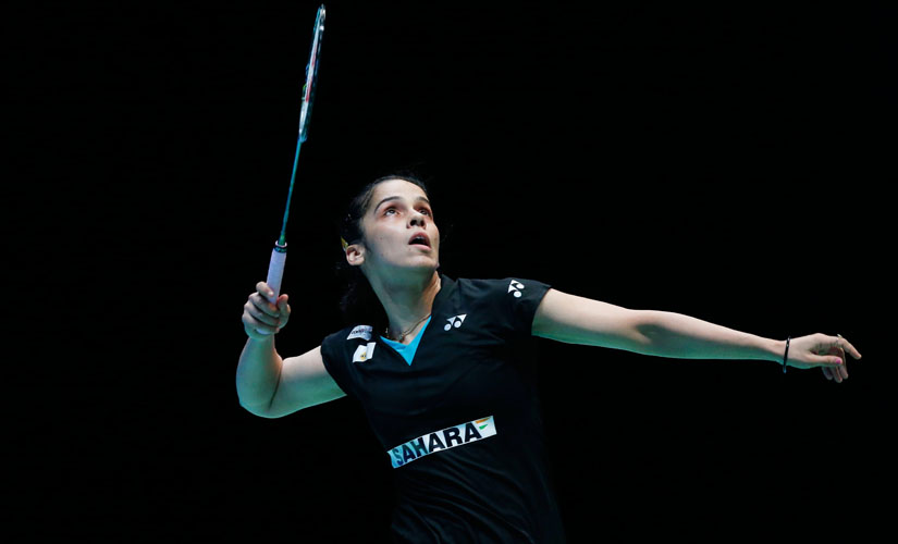 Indonesia Masters Defending champion Saina Nehwals firstround loss deals crippling blow to Olympics qualification hopes