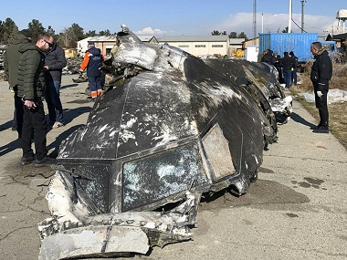 Irans judiciary announces arrests over downing of Ukranian plane Hassan Rouhani calls for special court to probe incident
