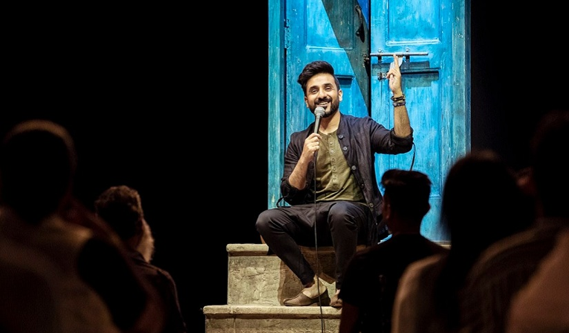 For India review Vir Das latest Netflix special is smart timely and decodes what it means to be desi