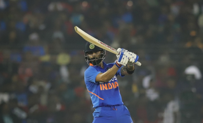 Virat Kohli has scored a staggering 9,509 runs at an average of 63.39 and slammed 36 tons in ODIs batting at the No 3 spot. Sportzpics