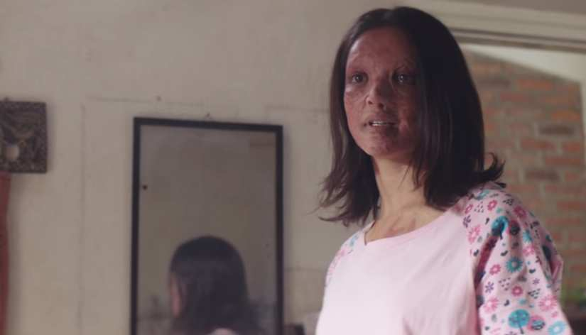 Chhapaak movie review Deepika Padukones acid attack saga has its moments but not enough