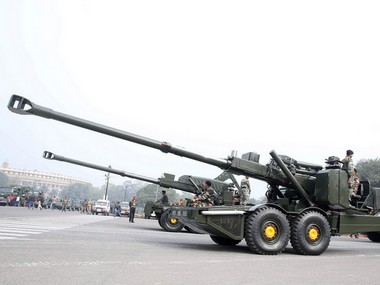 Indigenous artillery gun systemDhanush Army Air Defence marching contingent to take part for first time in Republic Day Parade