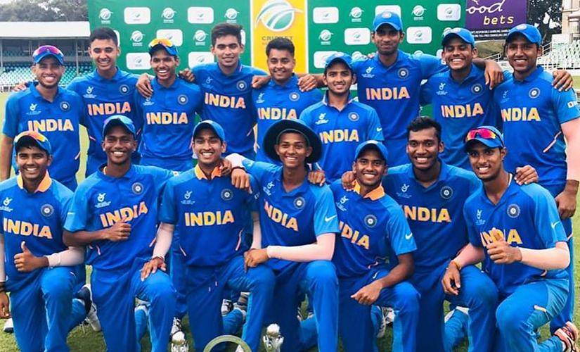 India enter the ICC U-19 World Cup in South Africa as the defending champions. Photo:Priyam Garg/Instagram