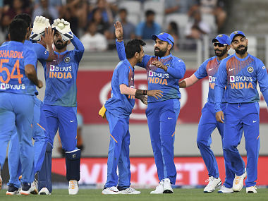 India have taken a 2-0 lead in the five-match T20I series against New Zealand. AP
