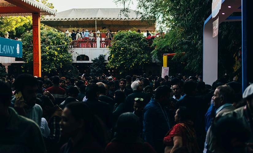Monkey business at the Zee Jaipur Literature Festival 2020 An exceptionally handy guide to the 13th edition