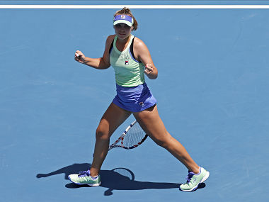 Australian Open 2020 Sofia Kenin has bounced her way to the semifinals but could do more damage with her frenetic energy