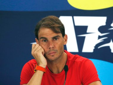 Coronavirus Outbreak Unlike Rafael Nadal ATP tour chief Andrea Gaudenzi not ruling out 2020 return