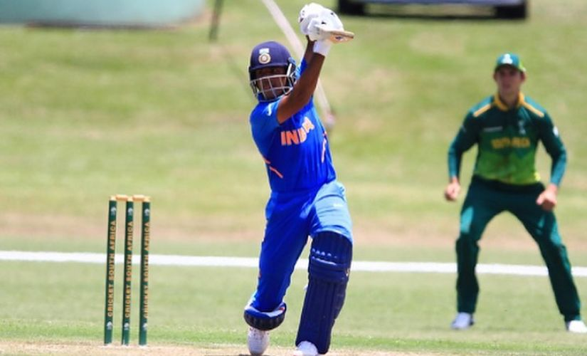 India lost just one preparation game from nine in the lead up to ICC U-19 World Cup. Photo:Priyam Garg/Instagram