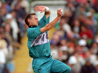 File image of New Zealand's former cricketer and current national selector Gavin Larsen. Twitter @ICC