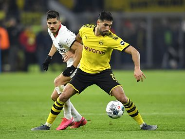 Bundesliga Borussia Dortmund make Emre Can transfer from Juventus permanent with contract till 2024