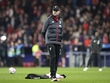 Champions League Liverpool FC manager Jurgen Klopp hits out at Atletico Madrids negative play after defeat