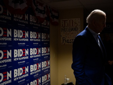 Joe Biden sets expectations low for Tuesdays New Hampshire vote as his allies grow increasingly nervous