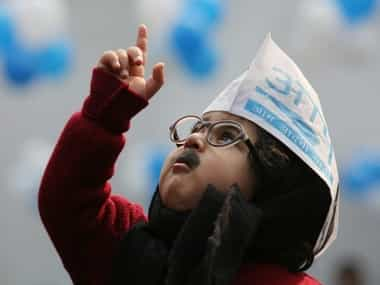 Baby Mufflerman Aavyan Tomar to be special invitee at Arvind Kejriwals oath taking ceremony on 16 February