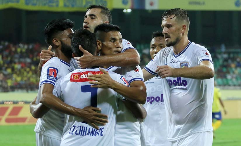 ISL 201920 Ahead of final two rounds of matches heres a guide to qualification scenarios for clubs involved in race for playoffs