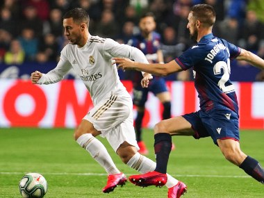 LaLiga Real Madrid boss Zinedine Zidane unsure of Eden Hazards participation in remainder of season after latest injury
