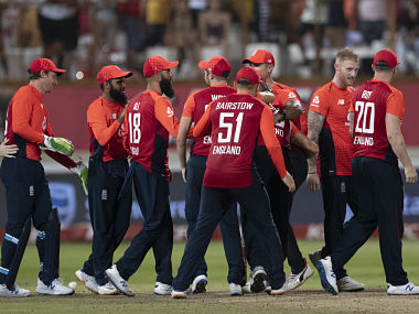 File image of England cricket team. AP