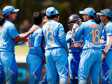 India take on Australia in the opening game of the Women's T20 World Cup 2020. Image credit: Twitter/@BCCIWomen