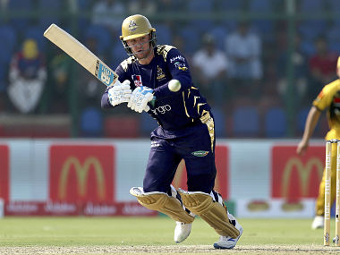 Jason Roy in action during a PSL match. AP